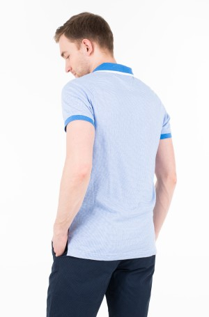 Polo JACQUARD STRUCTURED SLIM POLO-2