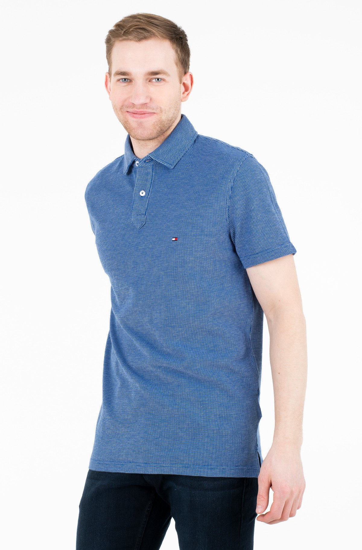 Polokrekls  STRUCTURED REGULAR POLO-full-1