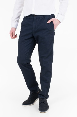 Trousers ACTIVE PANT HERRINGBONE TH FLEX	-1