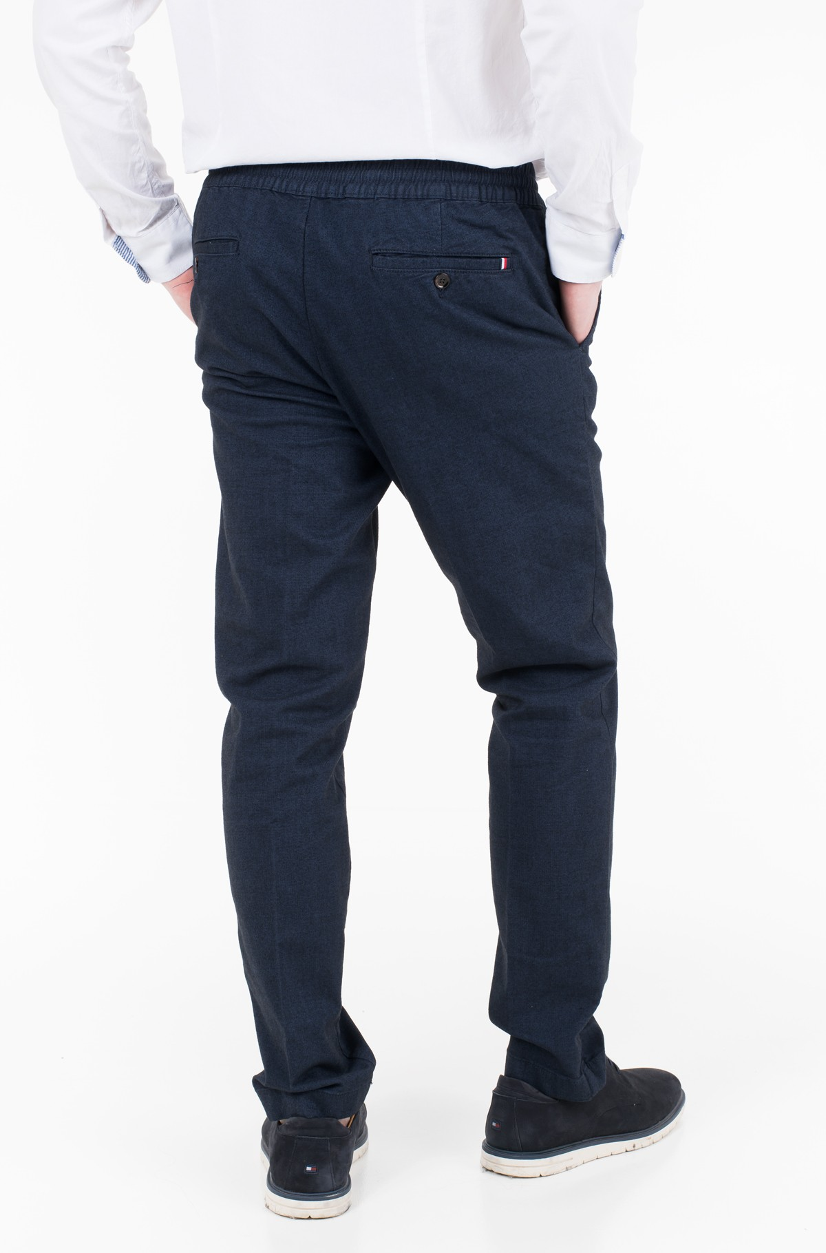 Trousers ACTIVE PANT HERRINGBONE TH FLEX	-full-2