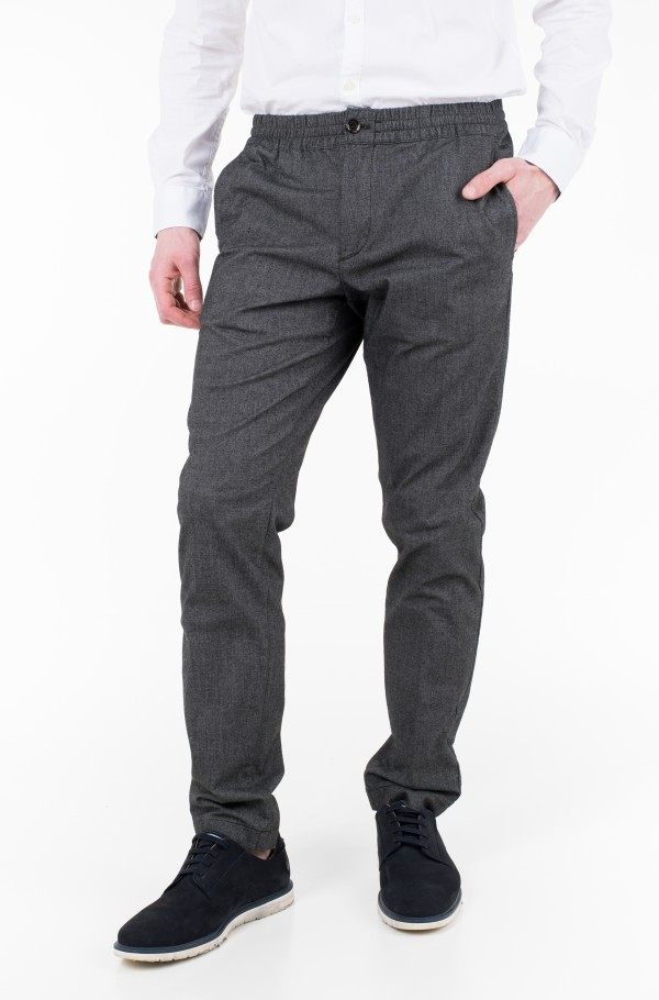 ACTIVE PANT HERRINGBONE TH FLEX