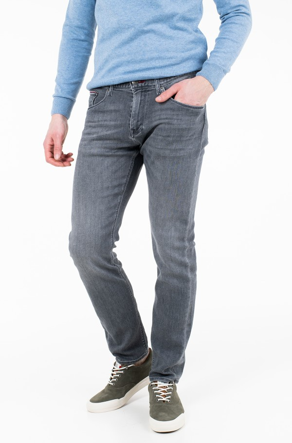 SLIM BLEECKER PSTR CUSTER GREY