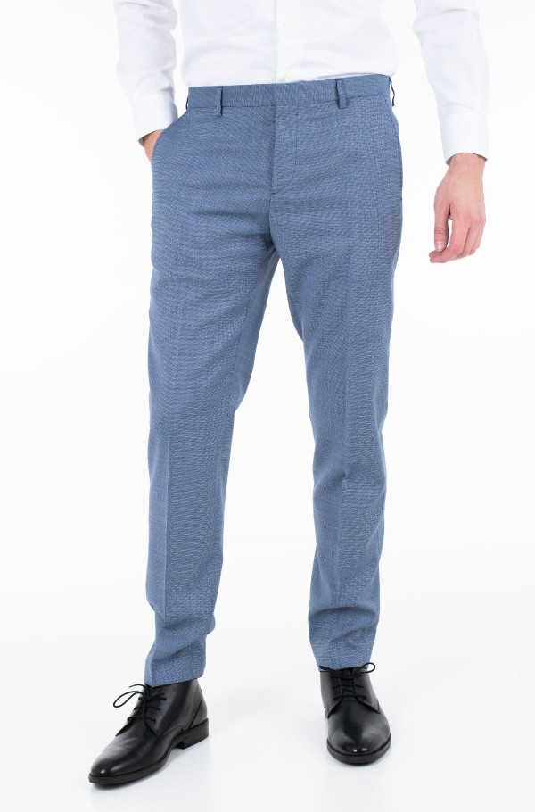 WOOL  SLIM SUIT SEPARATE PANT