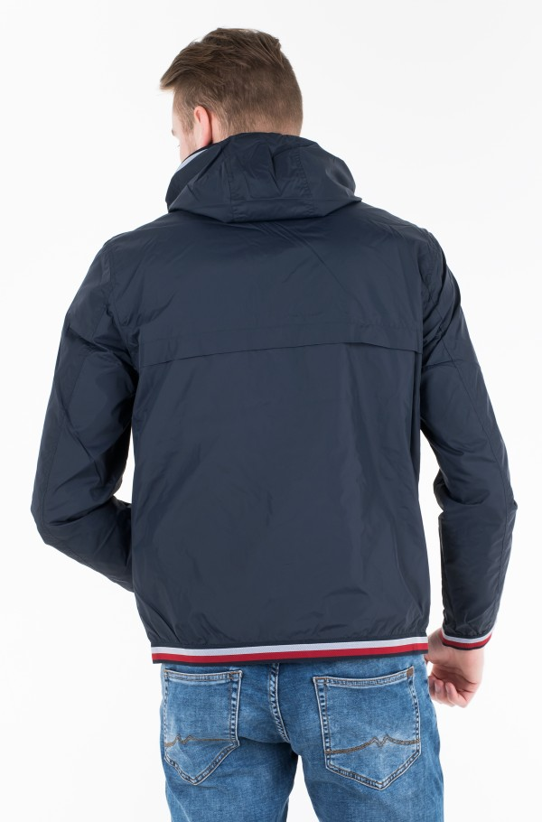 REVERSIBLE HOODED JACKET-hover