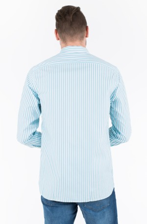 Triiksärk ORGANIC OXFORD STRIPE SHIRT	-2