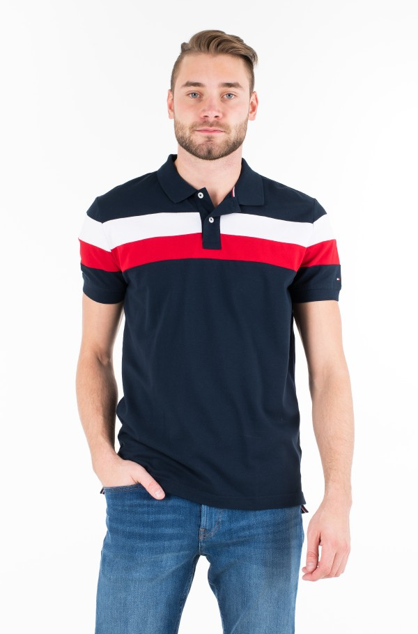 CHEST STRIPE REGULAR POLO