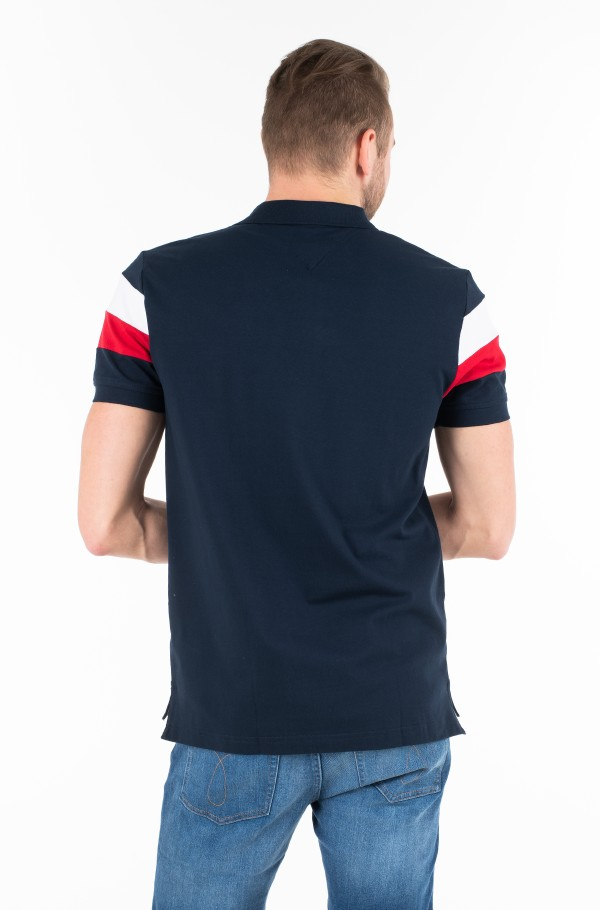 CHEST STRIPE REGULAR POLO-hover