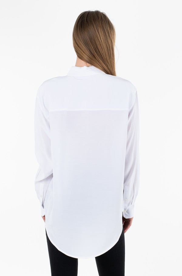 DRAPEY RELAXED SHIRT LS-hover