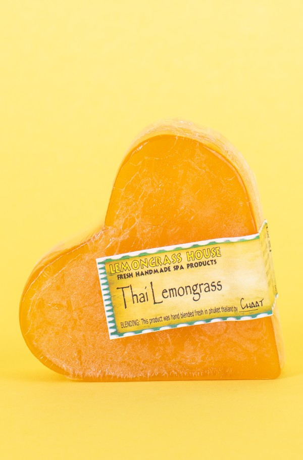 SOAP BAR LEMONGRASS 120g