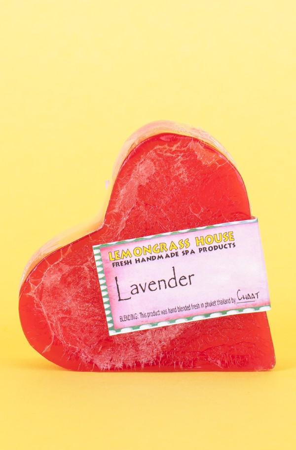 SOAP BAR LAVENDER 120g