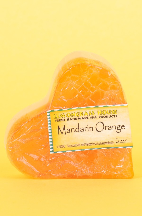 SOAP BAR MANDARIN 120g