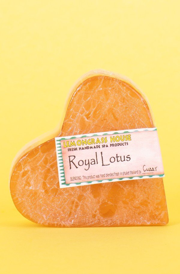SOAP BAR ROYAL LOTUS 120g