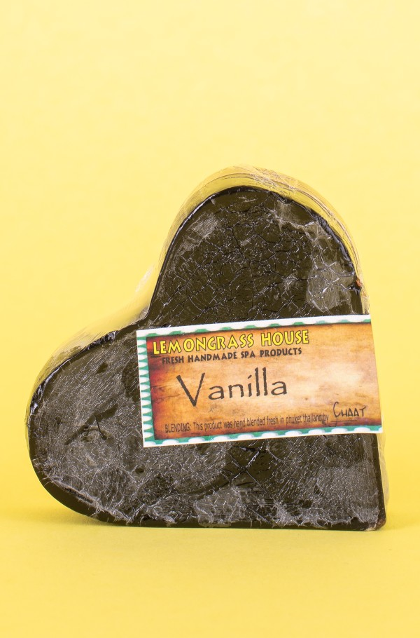 SOAP BAR VANILLA 120g