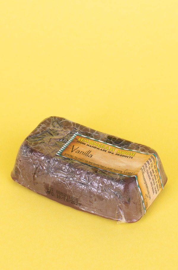 SOAP BAR VANILLA 200g