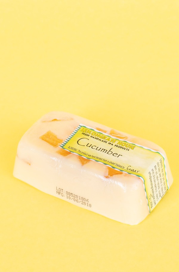 SOAP BAR CUCUMBER 200g