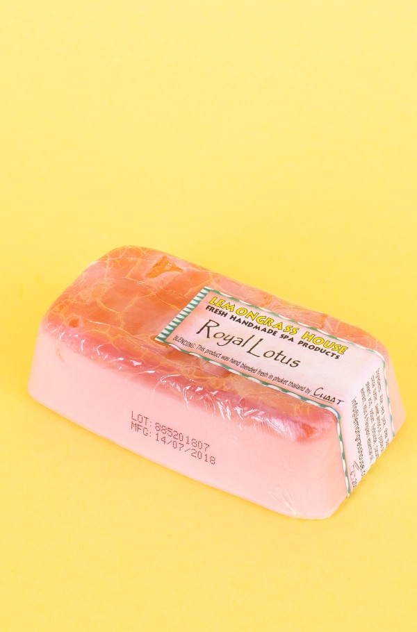 SOAP BAR ROYAL LOTUS 200g