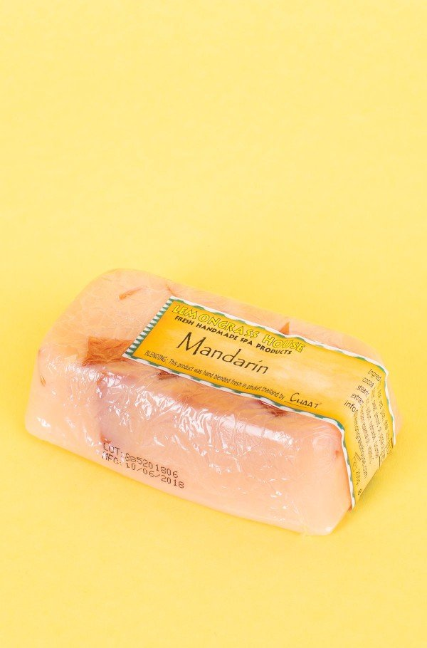 SOAP BAR MANDARIN 200g