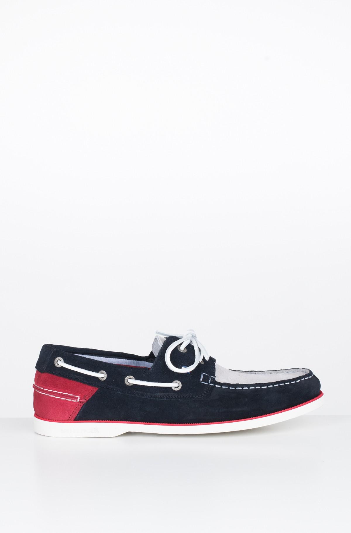 Vabaaja jalanõud Classic Suede Boatshoe-full-1