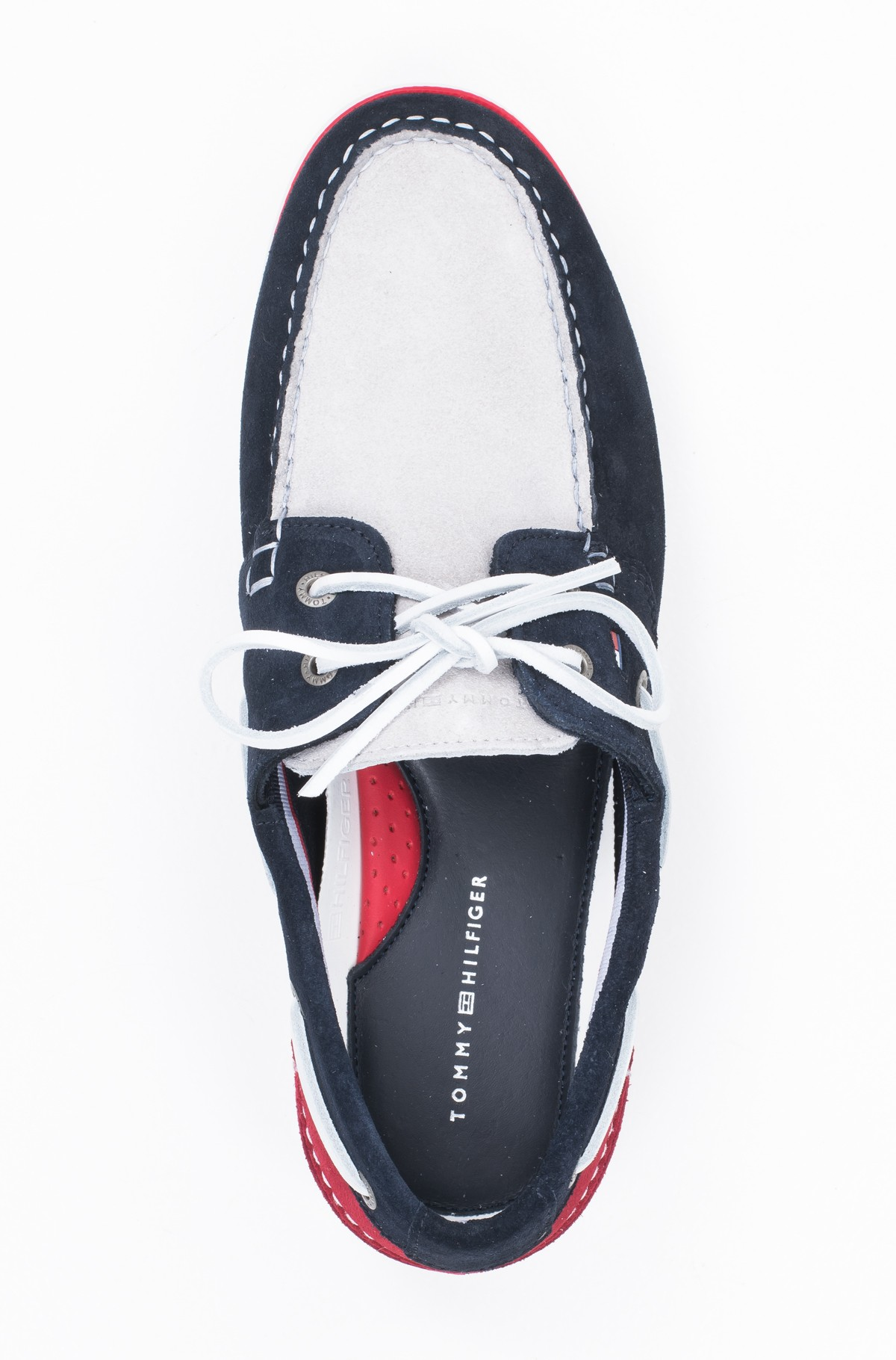 Vabaaja jalanõud Classic Suede Boatshoe-full-3
