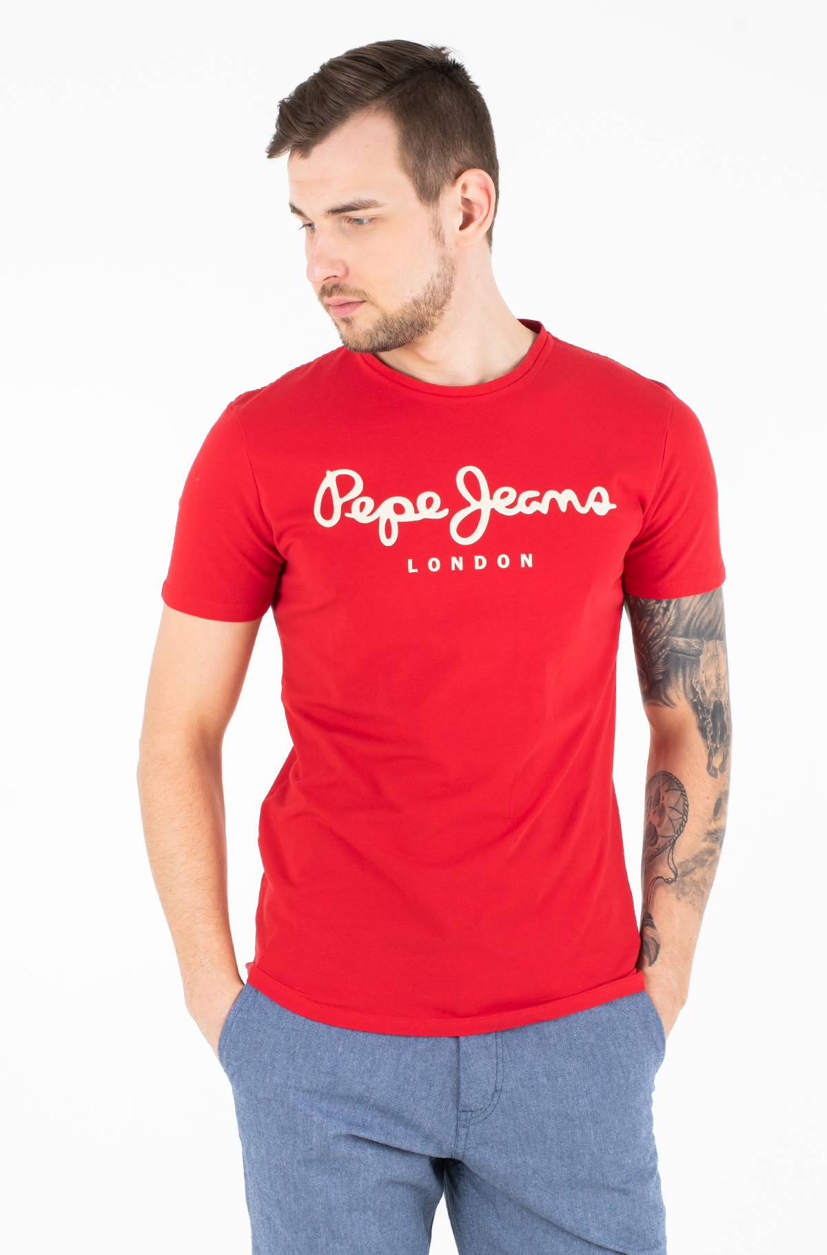 Marškinėliai ORIGINAL STRETCH/PM501594-full-1
