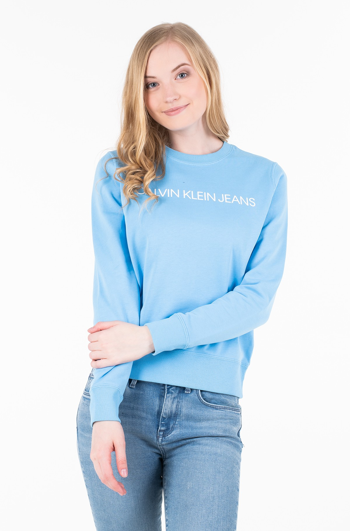 Džemperis INSTITUTIONAL REGULAR CREW NECK-full-1