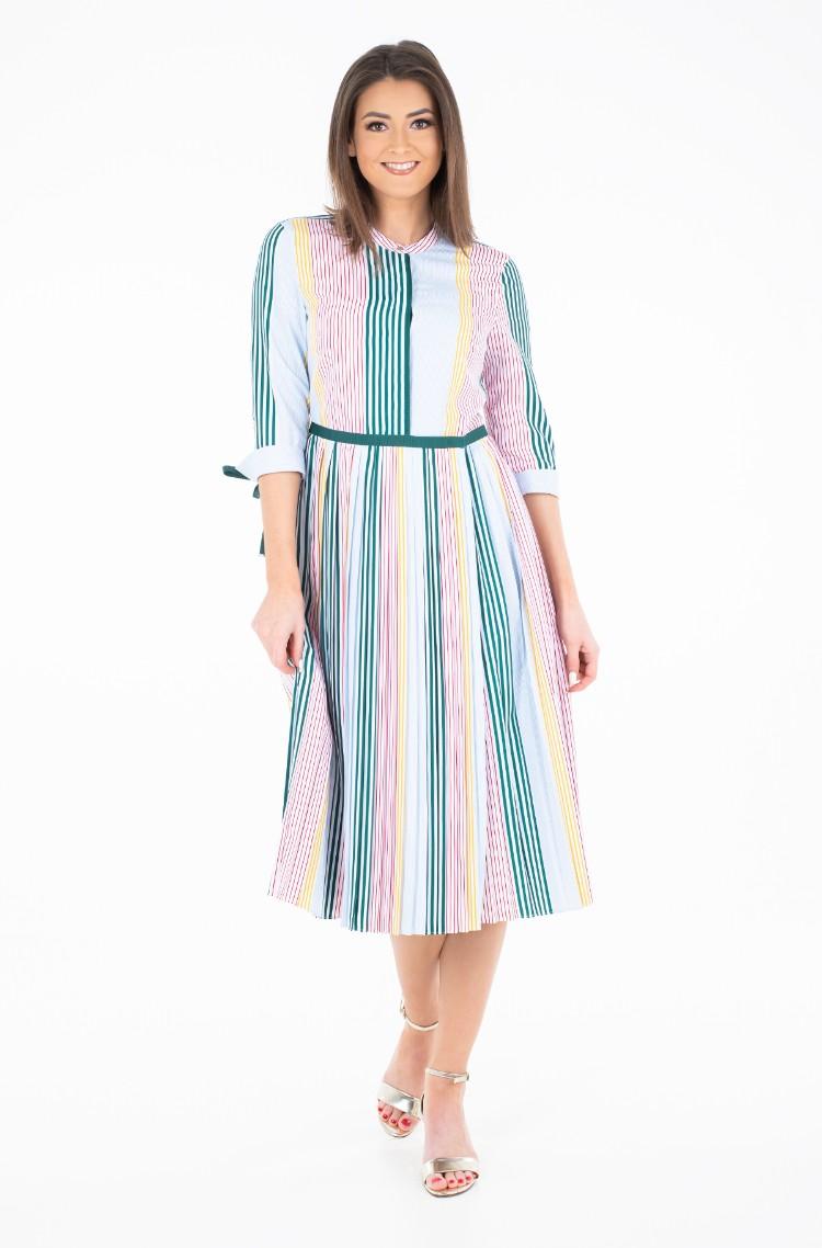 Dress FANCY PLEATED DRESS LS-1