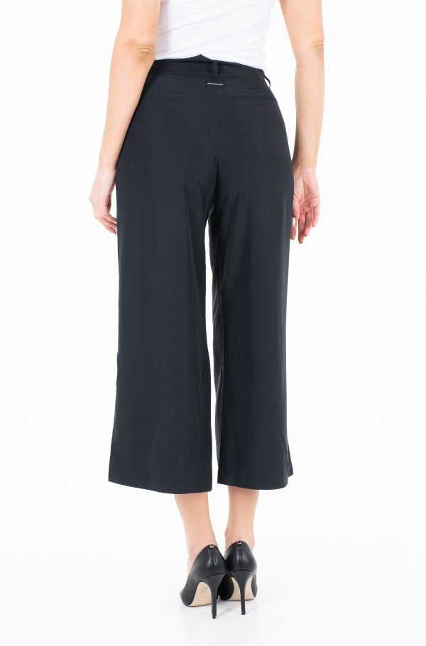 DRAPEY TENCEL STRAIGHT ANKLE-hover