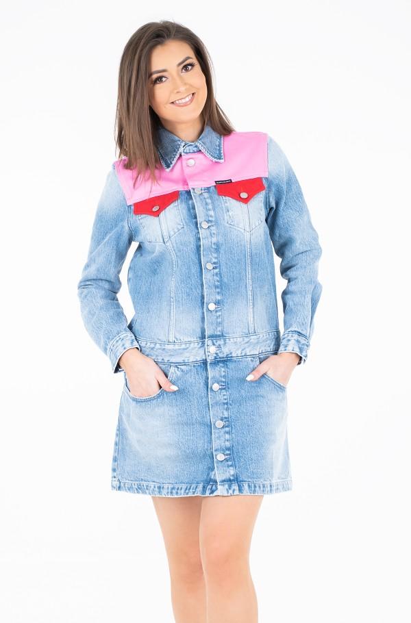WESTERN TRUCKER DRESS