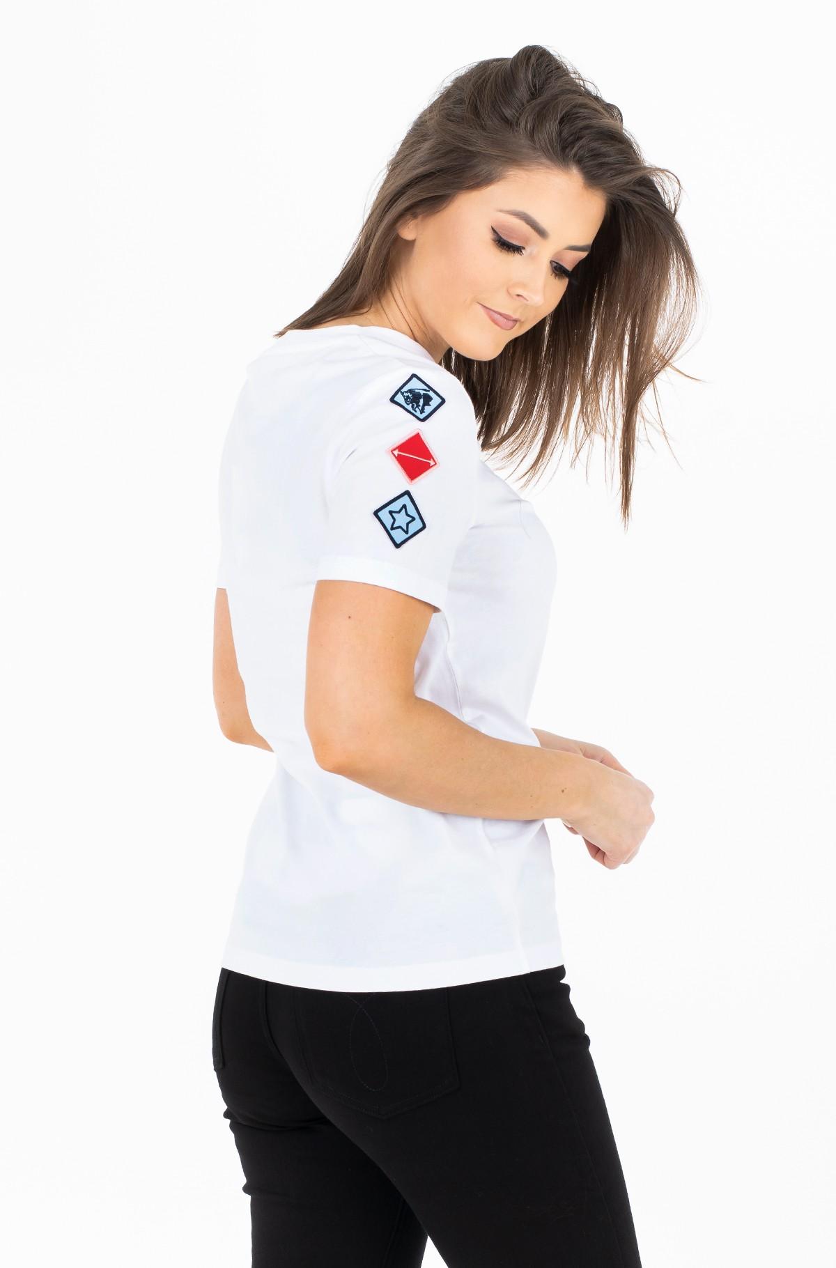Marškinėliai Badge Tee-full-2