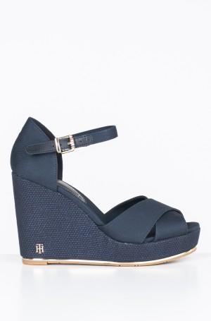 Platform shoes FEMININE WEDGE SANDAL BASIC-1