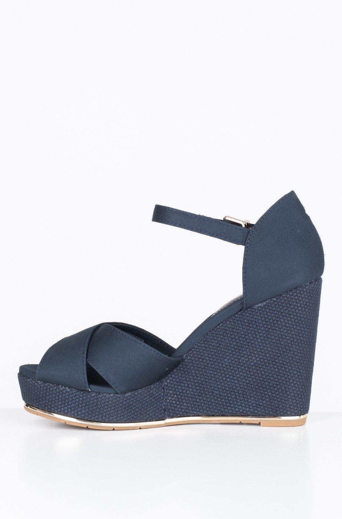 Platform shoes FEMININE WEDGE SANDAL BASIC-full-2