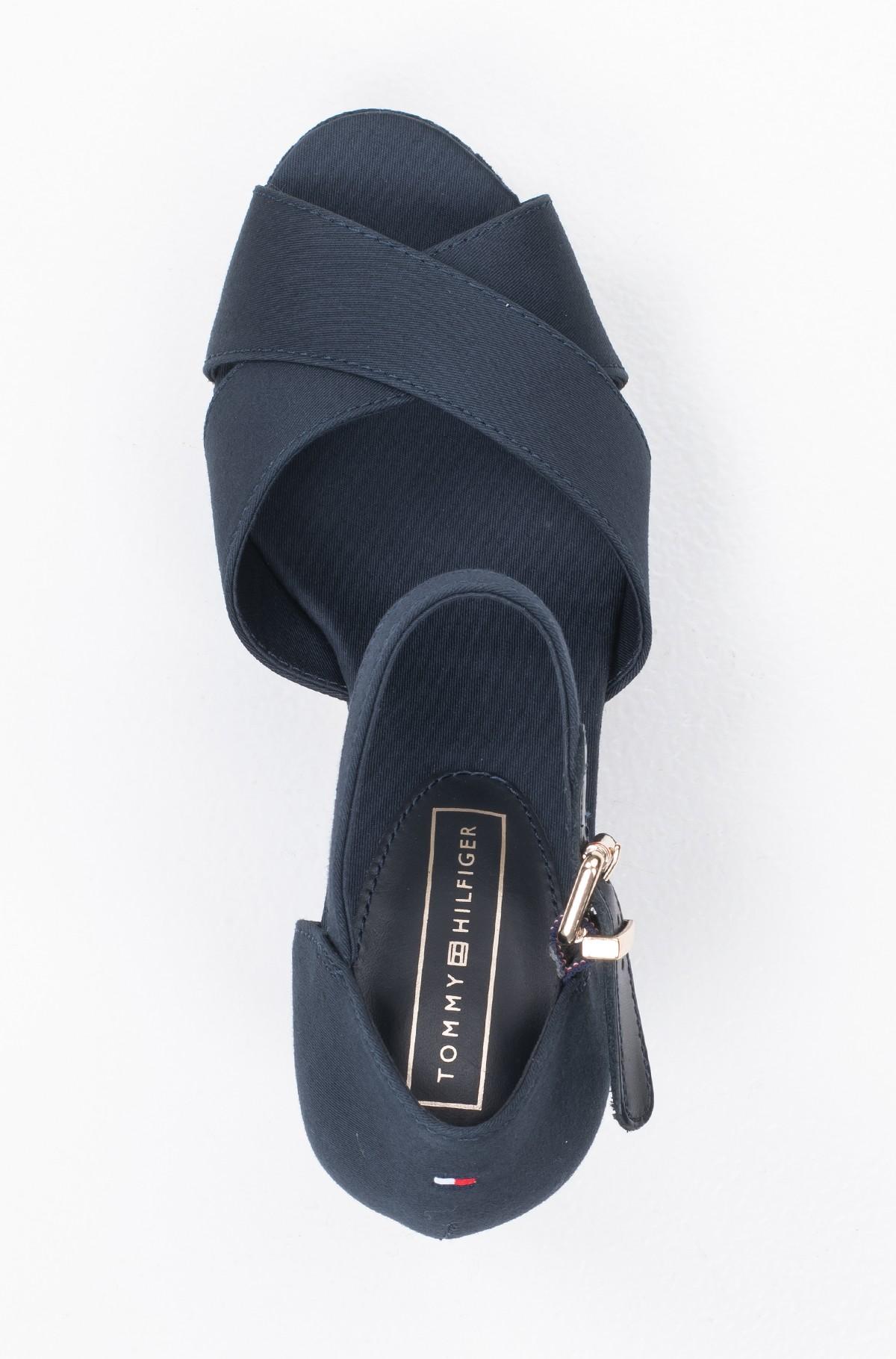 Platform shoes FEMININE WEDGE SANDAL BASIC-full-3