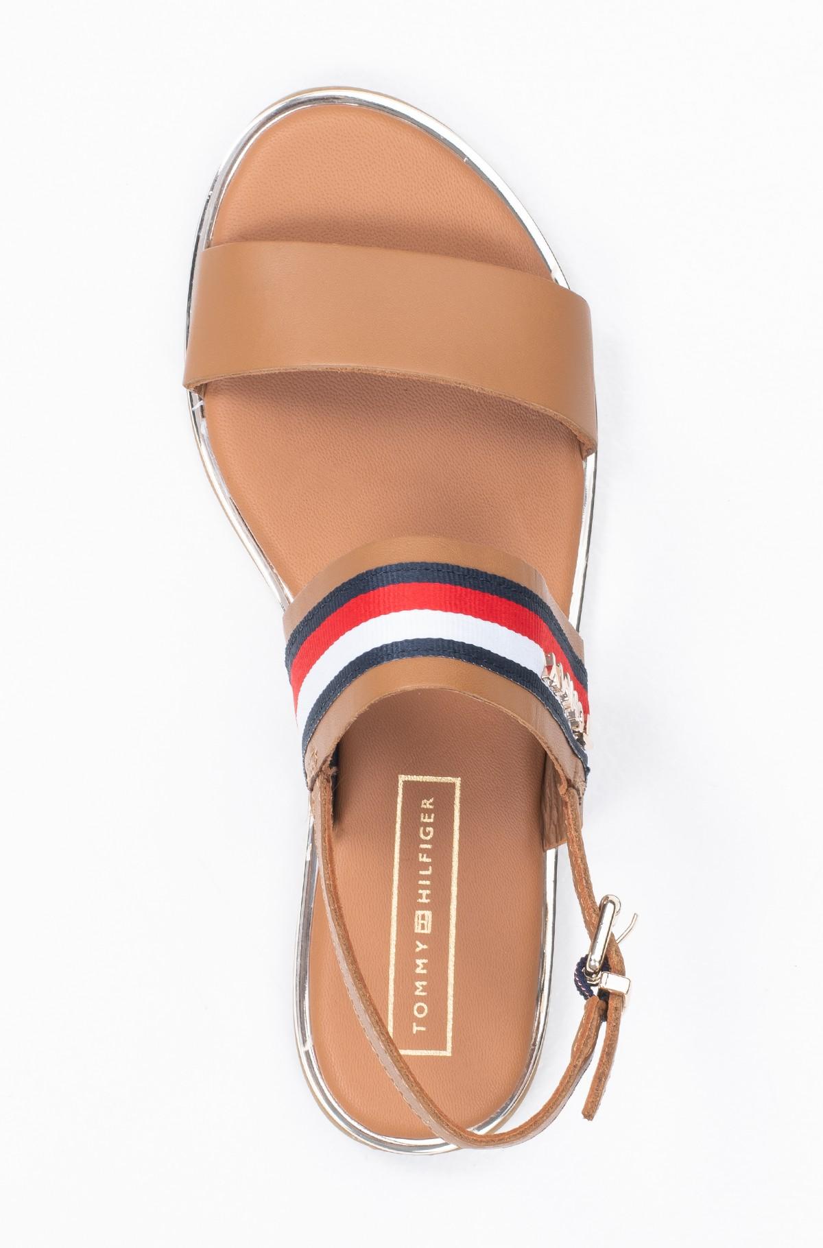 Sandals FLAT SANDAL CORPORATE RIBBON-full-3