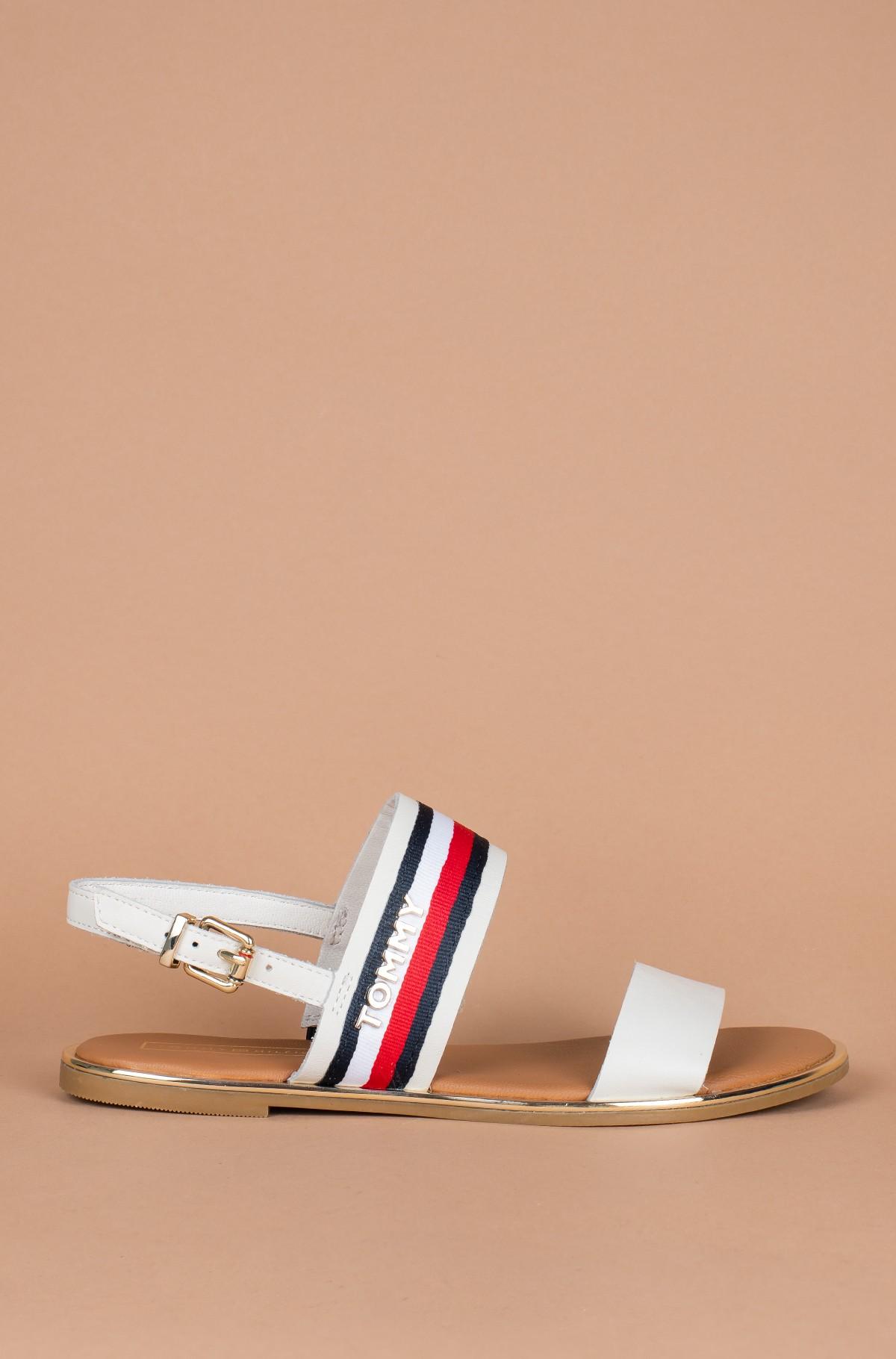 Sandales FLAT SANDAL CORPORATE RIBBON-full-1