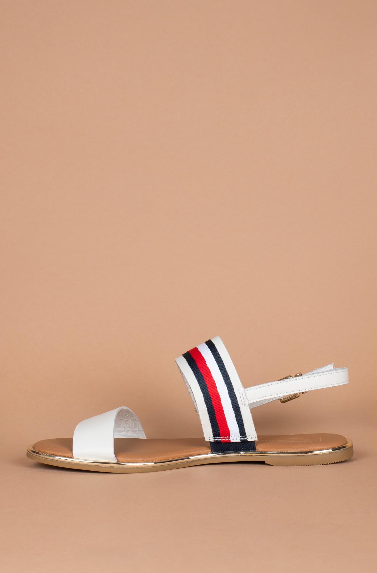 Sandales FLAT SANDAL CORPORATE RIBBON-full-2