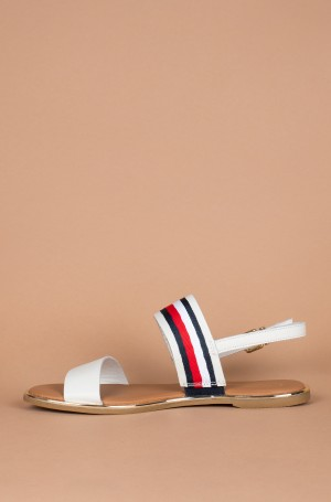 Sandales FLAT SANDAL CORPORATE RIBBON-2