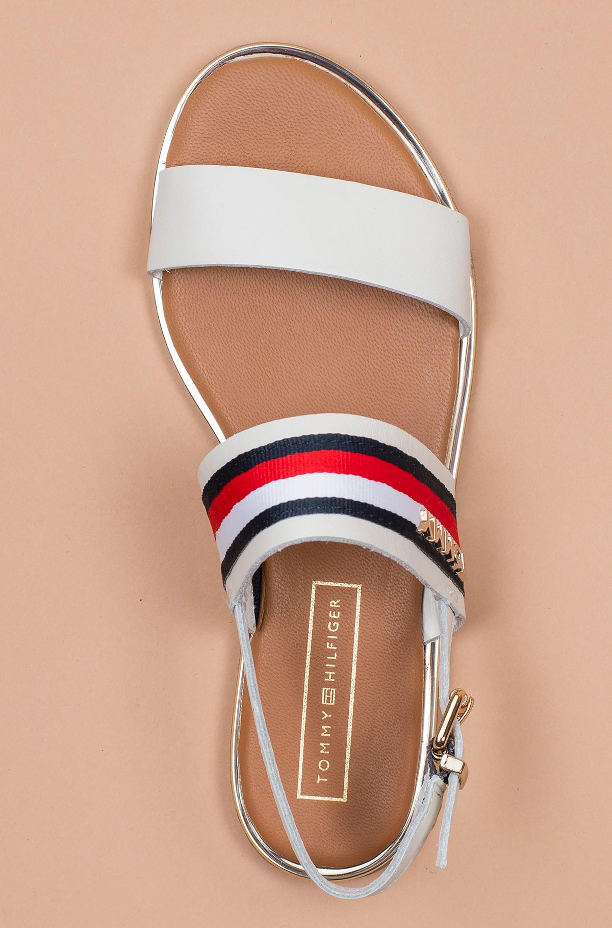 Sandales FLAT SANDAL CORPORATE RIBBON-full-3