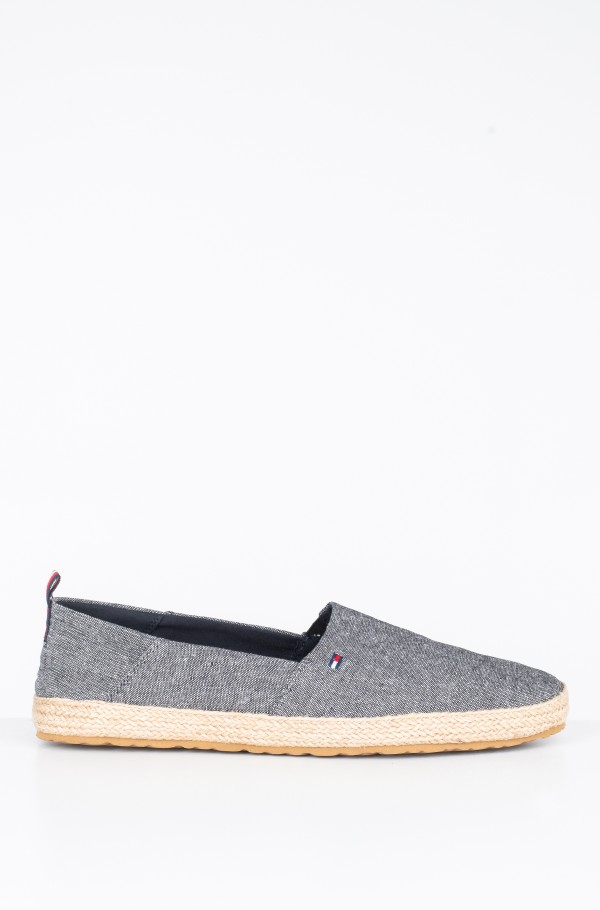 CHAMBRAY SLIPON ESPADRILLE