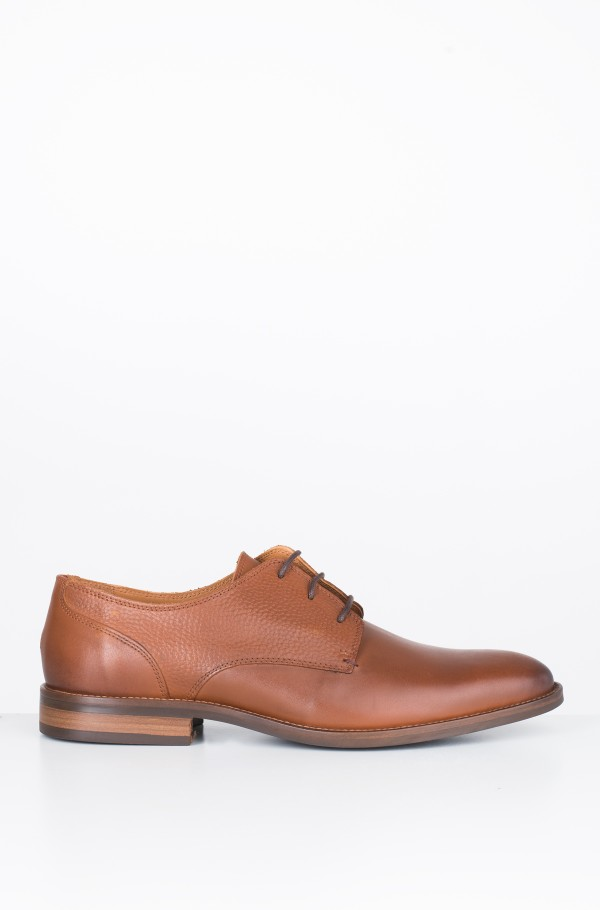 ESSENTIAL LEATHER MIX SHOE