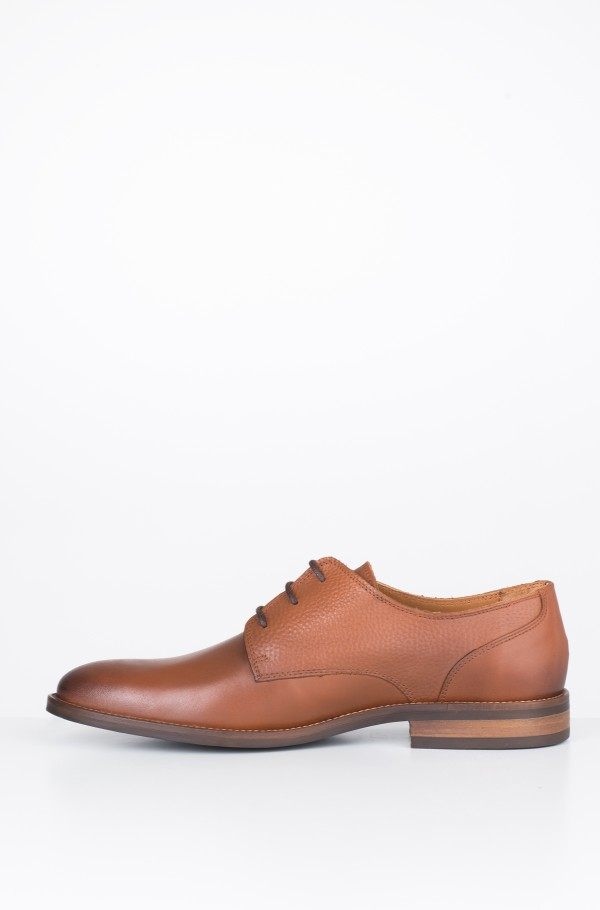 ESSENTIAL LEATHER MIX SHOE-hover