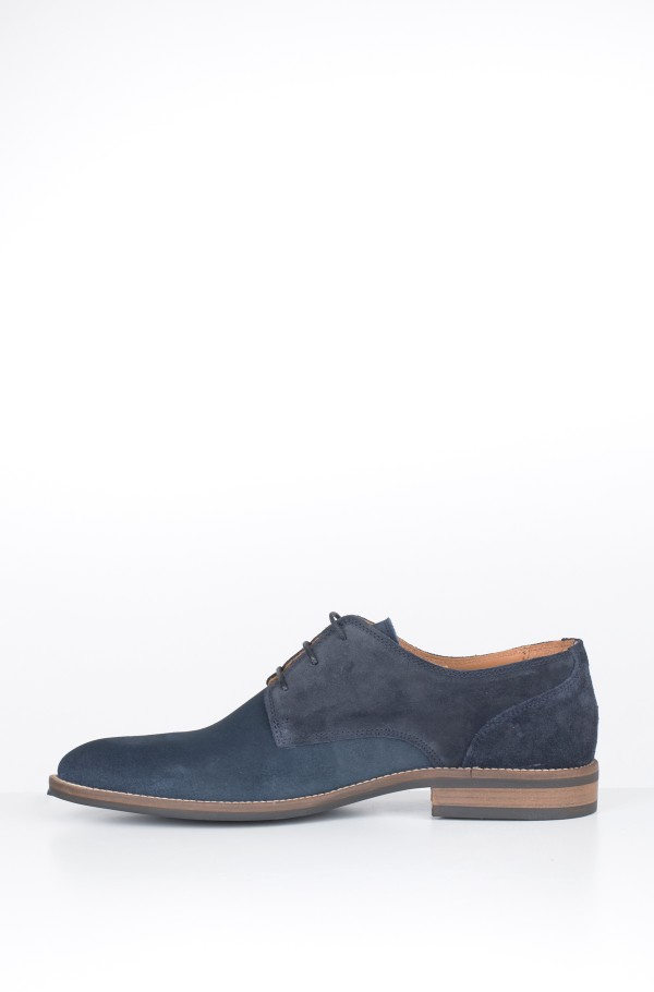 ESSENTIAL SUEDE MIX SHOE-hover