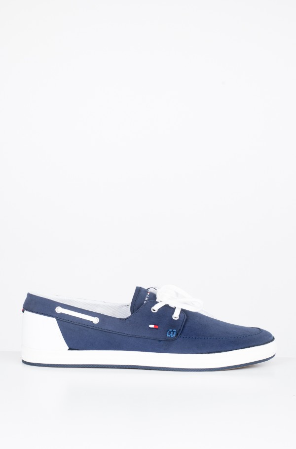 SEASONAL CORE BOAT SHOE SNEAKER