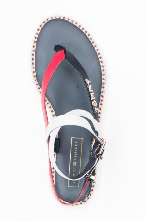 Sandals ICONIC FLAT STRAPPY SANDAL-3