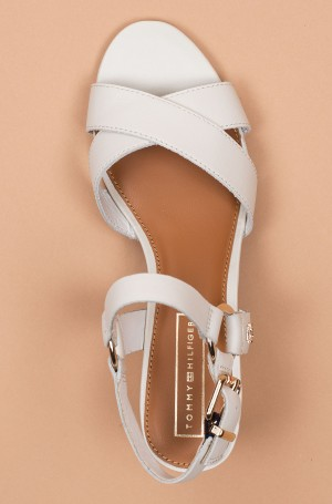 Shoes ELEVATED LEATHER HEELED SANDAL-3