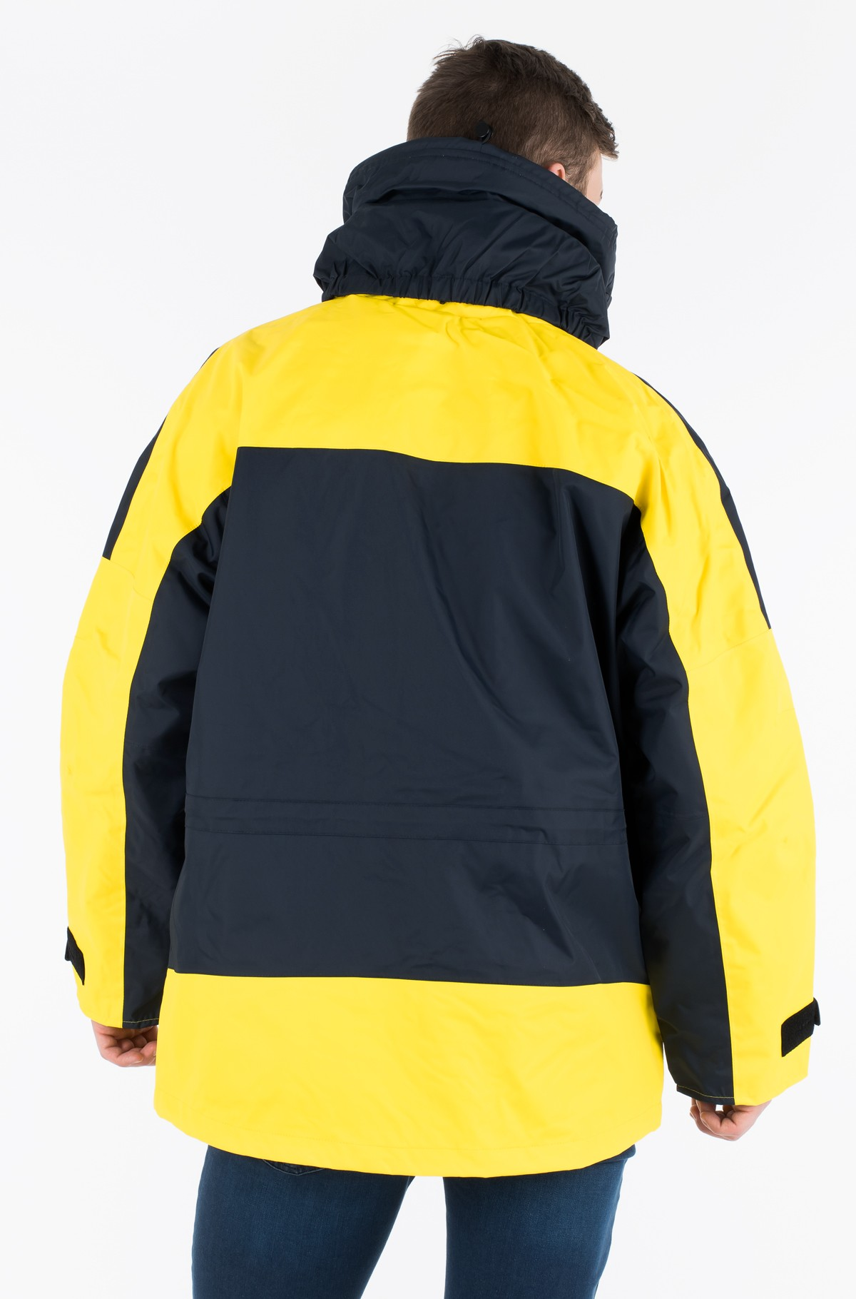 Jacket COLOURBLOCK SAILING JACKET-full-2