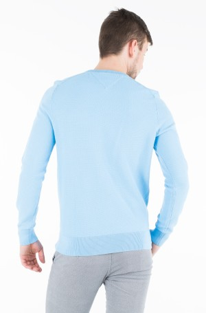 Sviiter FINE STRUCTURED CREW NECK	-2