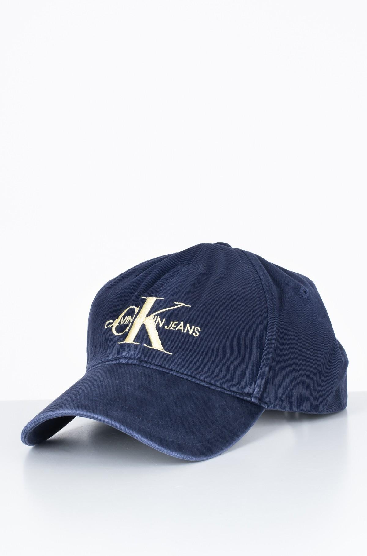 Kepurė su snapeliu  J MONOGRAM CAP M-full-1