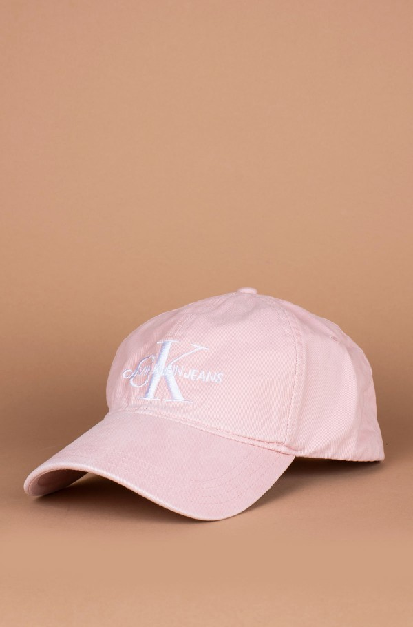 J MONOGRAM CAP W