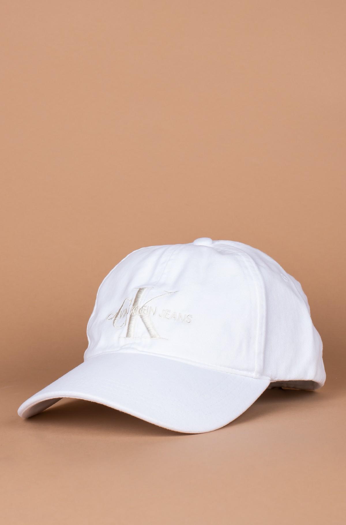 Kepurė su snapeliu  J MONOGRAM CAP W-full-1