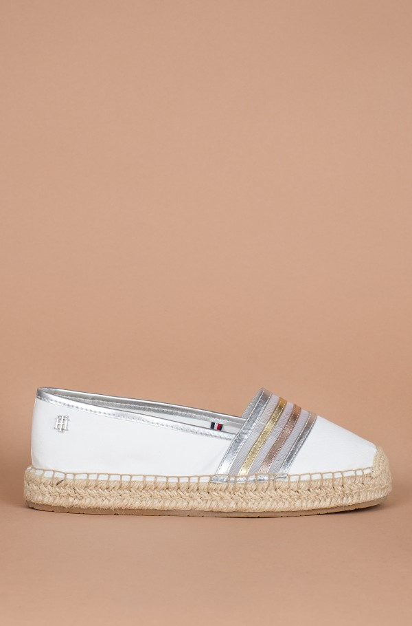 SEE-THROUGH DETAIL ESPADRILLE
